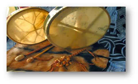Incontro con il tamburo sciamanico