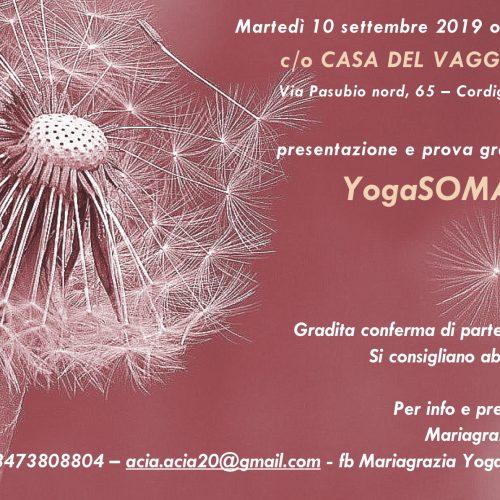 INCONTRO: YogaSomatic